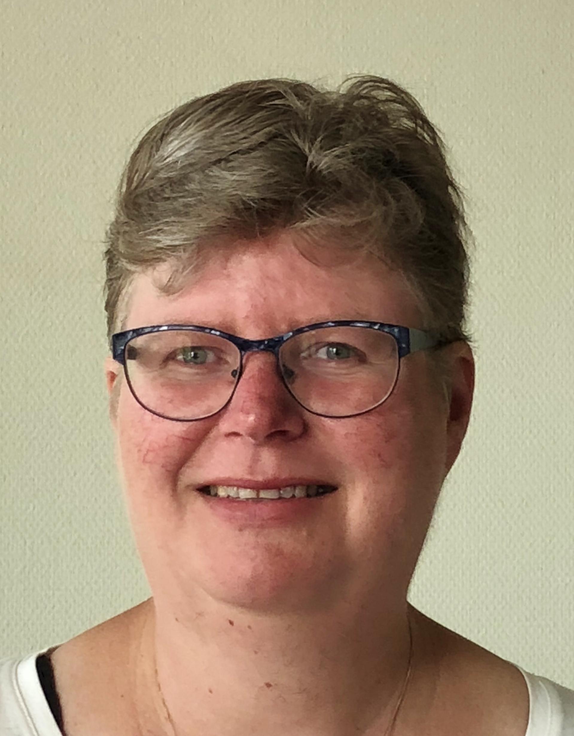 pastor Lysbeth Minnema (juni 2018)