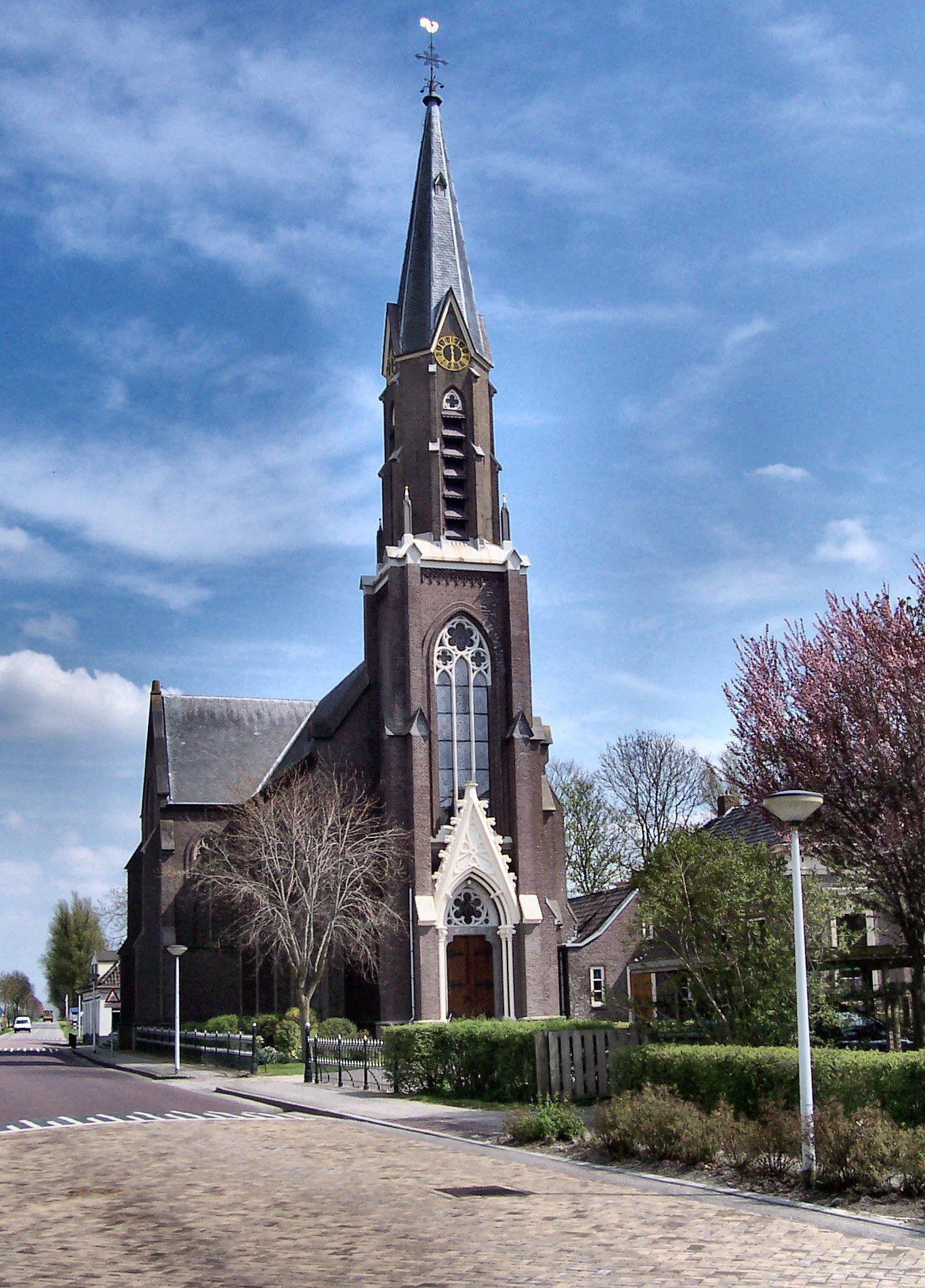 Sint-Martinuskerk, Wergea